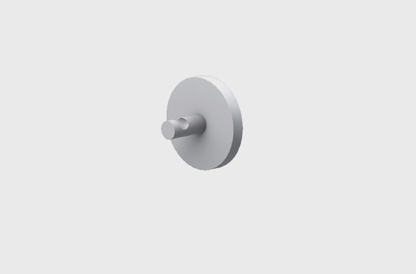 ABS Group - Parete attrezzata appendino magnetico