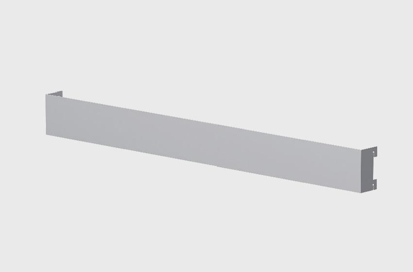 ABS Group - Parete attrezzata zoccolo