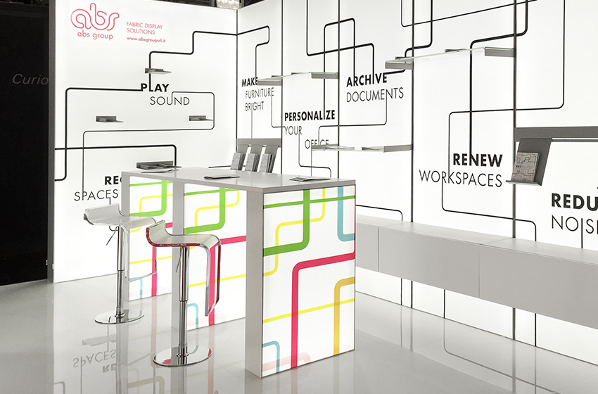ABS Group - Tavolo ABSolutely® Euroshop 2017