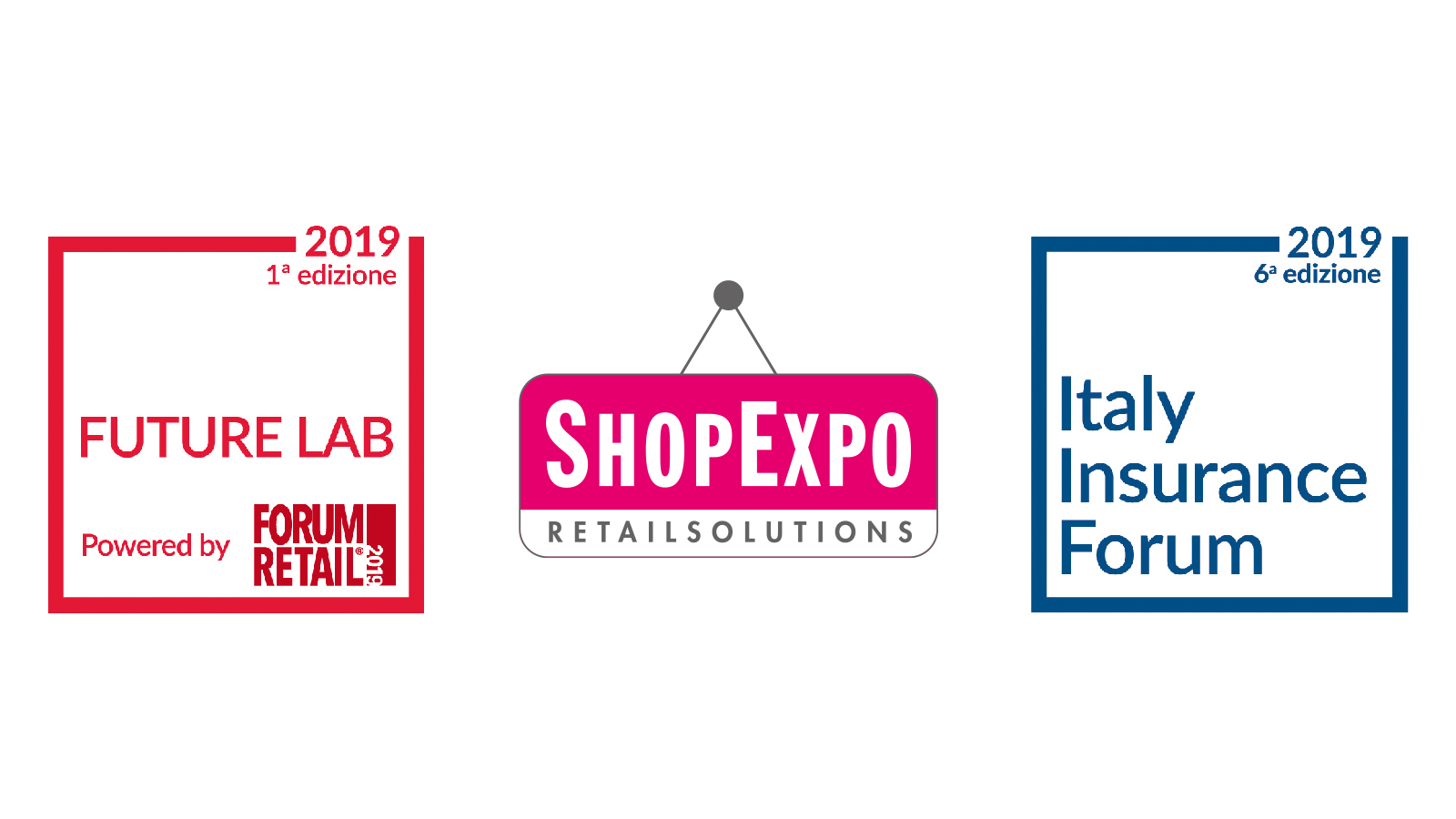ABS Group - Future lab, ShopExpo e Italy Insurance Forum