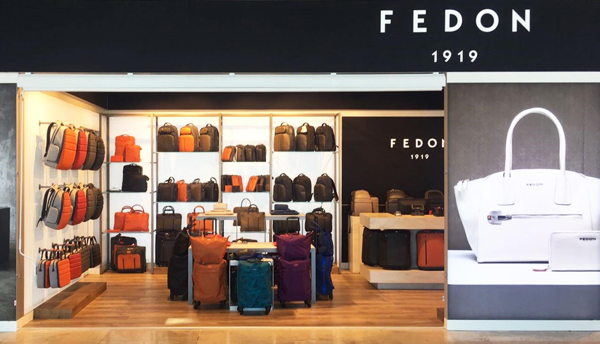 ABS Group - Fedon parete attrezzata