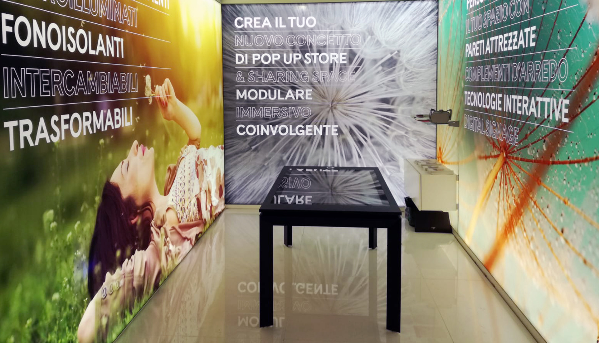 ABS Group - Pop up store ABS