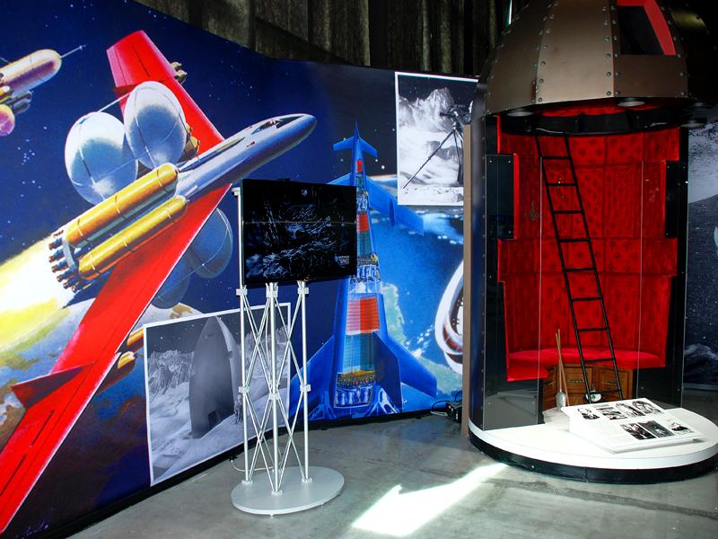 ABS Group - Mostra NASA
