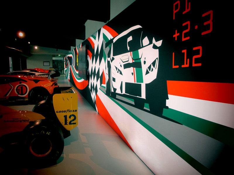 ABS Group - Museo Lamborghini