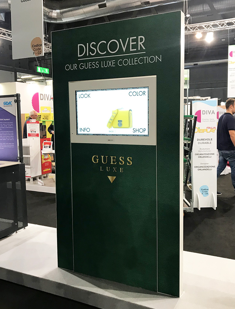 ABS Group - Guess premio Diva 2018