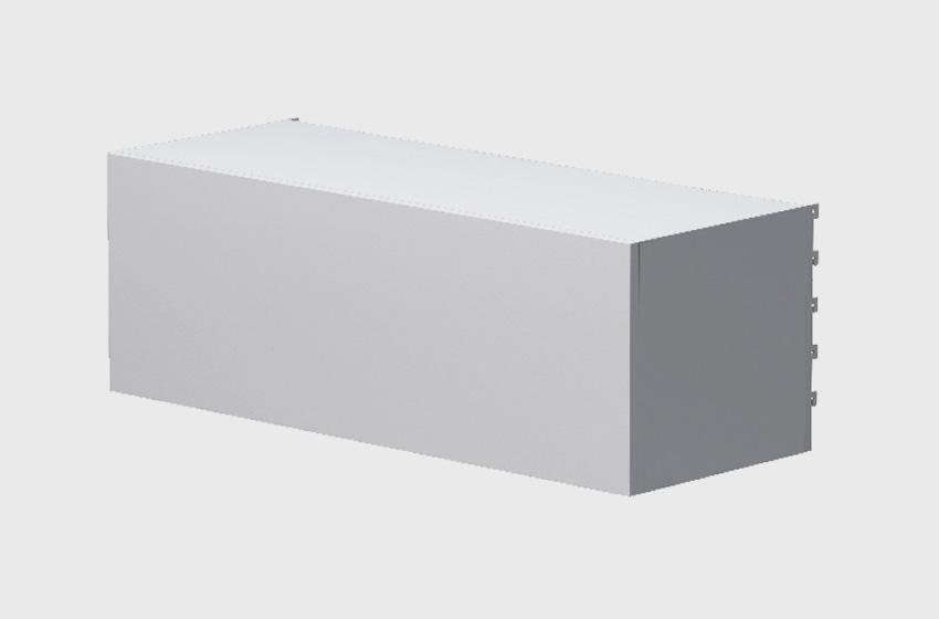 ABS Group - Parete attrezzata cassettone
