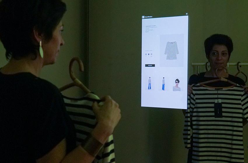 ABS Group - Specchio interattivo