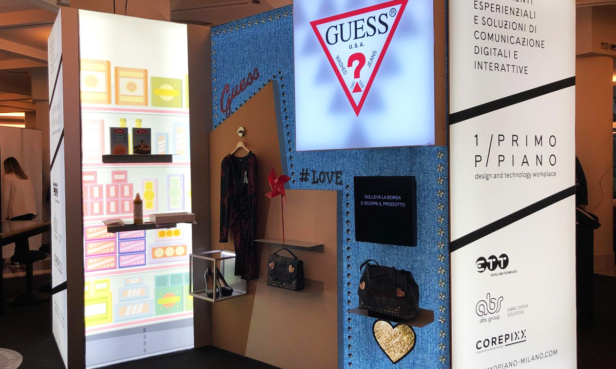 ABS Group - Forum retail 2018 Guess