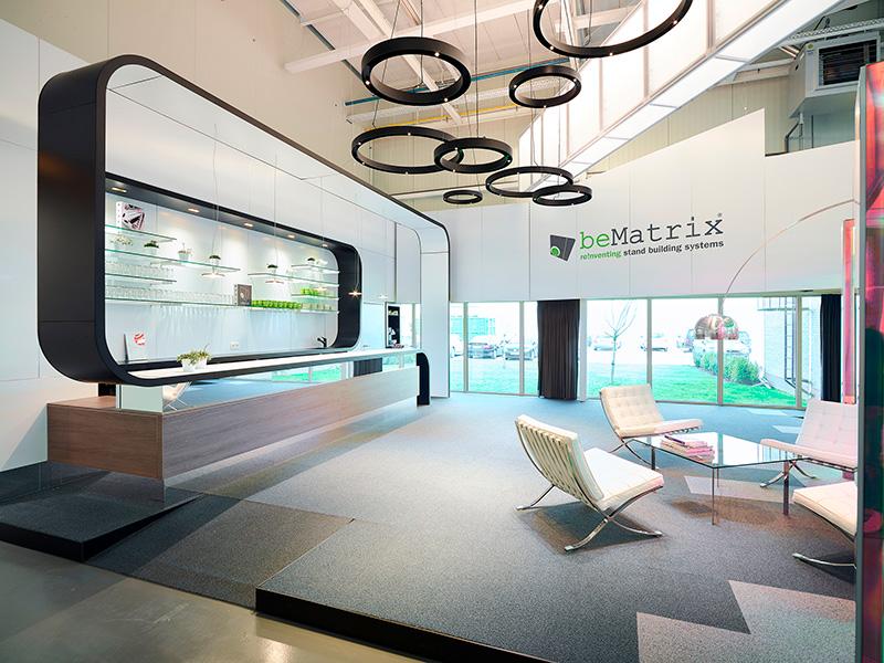 beMatrix showroom